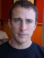 Geoff Bouvier at Starbucks