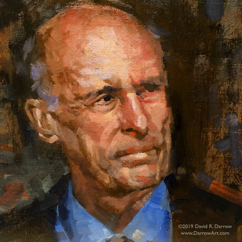 Dan Coats, Outgoing Director of National Intelligence | ©2019 David R. Darrow
